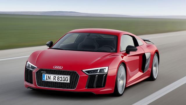 Audi maakt prijzen R8 bekend