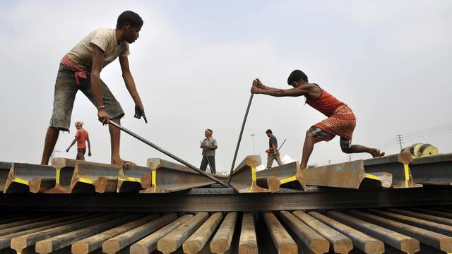 Indiase minister verwacht forse economische groei in 2015