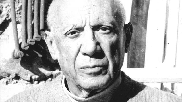 Nieuwe techniek toont verborgen werk onder schilderij Pablo Picasso