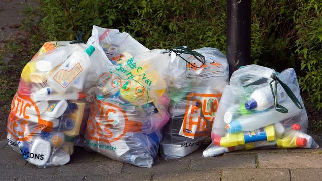 Gratis plastic tasje per 1 januari verboden