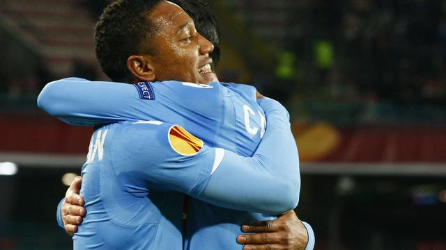 De Guzman met Napoli naar achtste finales, Van Dijk uitgeschakeld