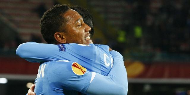 Trefzekere De Guzman met Napoli naar achtste finales