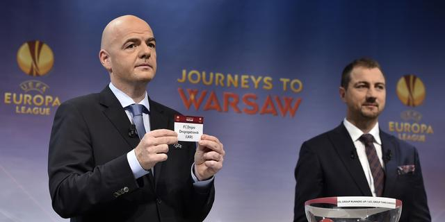 Ajax in afwachting loting achtste finales Europa League