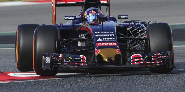 Toro Rosso met 'compleet nieuwe auto' bij laatste testsessie