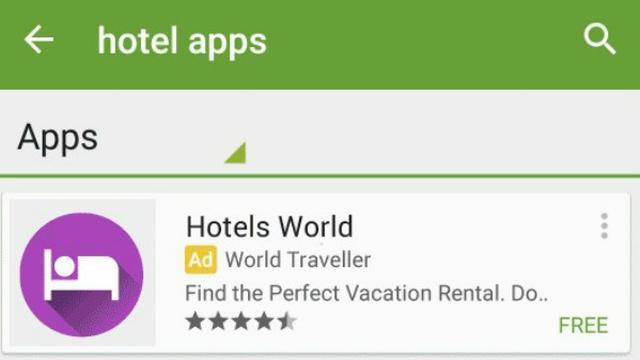 Google gaat advertenties tonen in Play Store