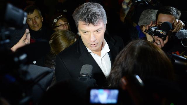Russische oud-vicepremier Boris Nemtsov (55) vermoord