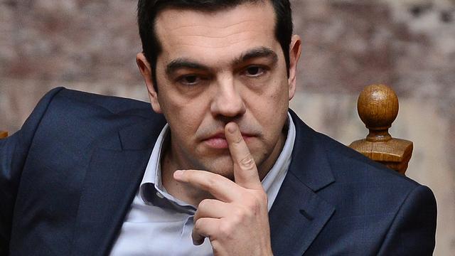 'Voorstel Tsipras goede basis voor eurotop'