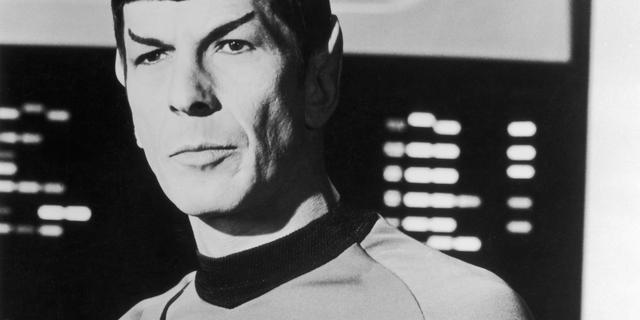 Star Trek-acteur Leonard Nimoy (83) overleden