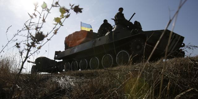 Oekraïense militairen gedood ondanks terugtrekking zwaar geschut