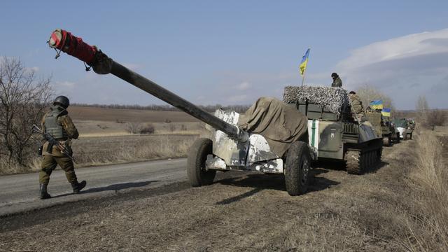 Oekraïense militairen gedood ondanks bestand