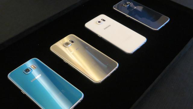 Vergelijking: Het verschil tussen de Galaxy S6, S5, iPhone 6 en HTC One M9