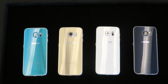 Eerste indruk: Galaxy S6 met nieuwe behuizing en goede specificaties