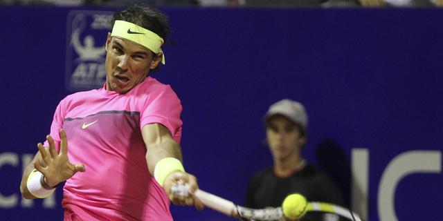 Nadal naar halve finale in Buenos Aires, Bertens loopt dubbelfinale mis