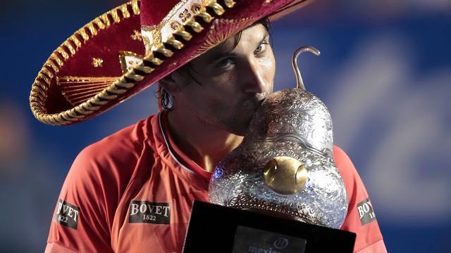 Ferrer boekt in Acapulco derde toernooizege van het jaar
