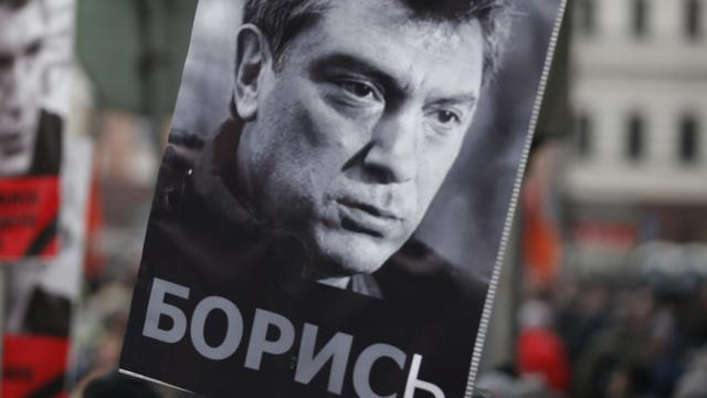 Geen gedenkteken Boris Nemtsov in Moskou