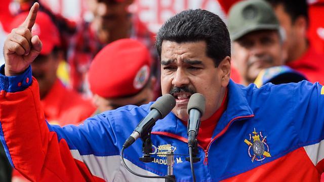 VS pakt familieleden Venezolaanse president op