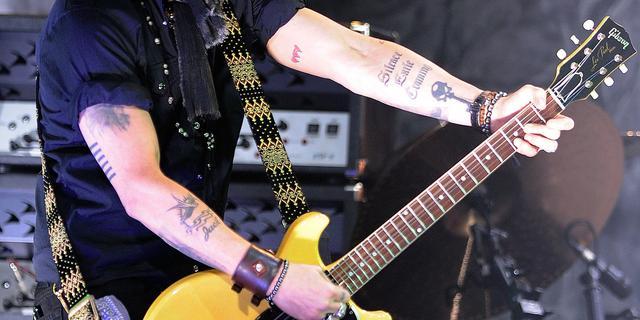 Band Johnny Depp maakt tv-debuut bij Grammys