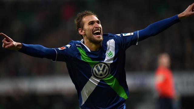 Dost gekozen tot speler van de maand in Bundesliga