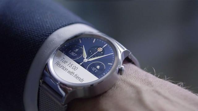 Eerste indruk: Ronde smartwatches van LG en Huawei