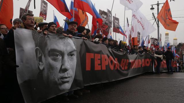 'Verdachten van moord op Nemtsov in beeld'