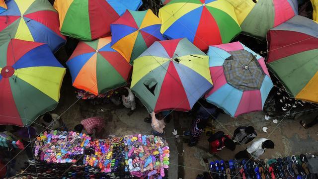 Parasols bij buitenbarren niet meer gedoogd; horeca verdrietig