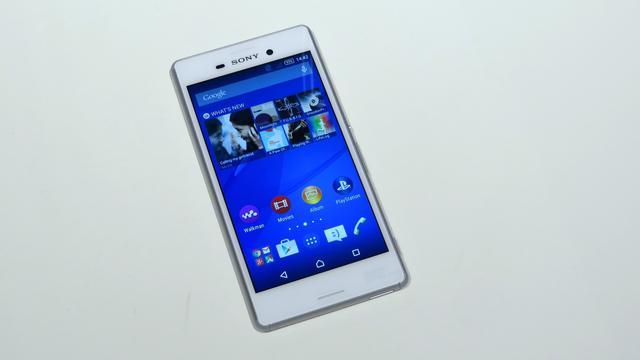 Eerste indruk: Sony Xperia M4 Aqua met lage prijs en hoge specs