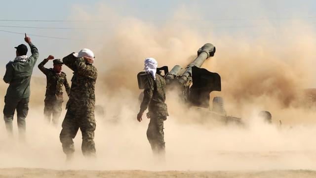 'IS verovert Palestijns vluchtelingenkamp bij Damascus'