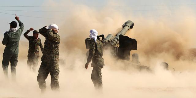 Rebellen claimen overwinning legerbasis in Syrië