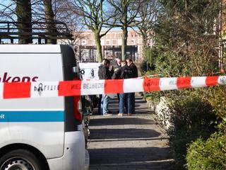 Baby naar ziekenhuis gebracht, politie doet onderzoek