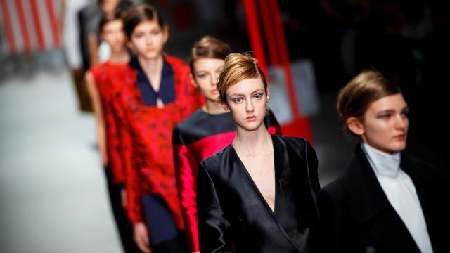 'Modefans moeten weer even wakker geschud'