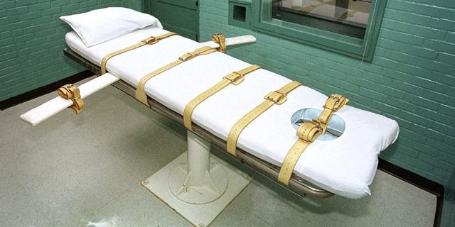 Doodvonnis schutter Kansas officieel
