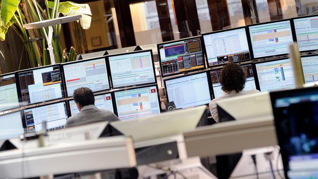 Amsterdamse beurs sluit met verlies