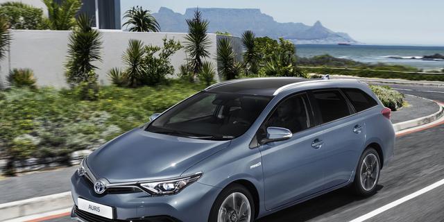 Autofabrikant Toyota verhoogt winstverwachting
