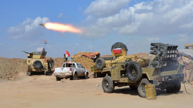 Irak boekt terreinwinst in strijd om Tikrit