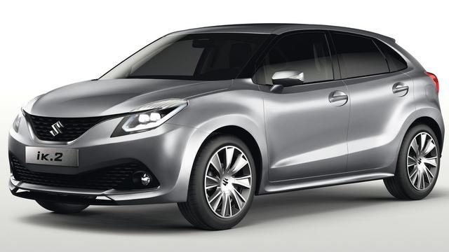 Suzuki onthult nieuwe conceptmodellen iK-2 en iM-4