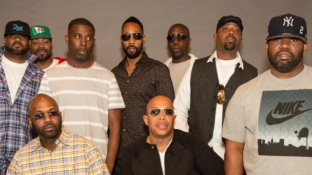 Serie over hiphopgroep Wu-Tang Clan in de maak