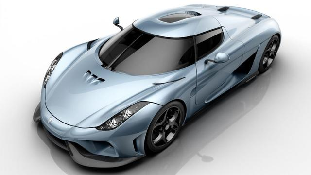 Koenigsegg onthult 1.500 pk sterke Regera
