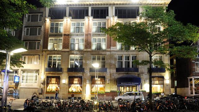 'Winsten van Amsterdamse hotels in de lift'