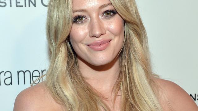Hilary Duff wil niet wanhopig worden om een man te vinden