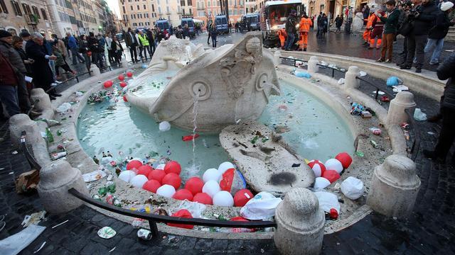 Boycot van Italiaanse provincies na Feyenoord-rellen opgeheven