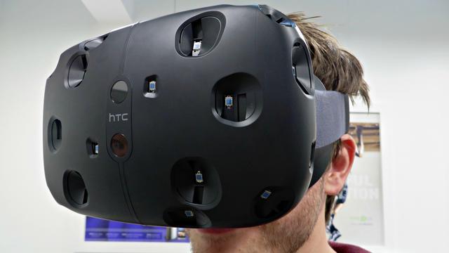 Grote gameontwikkelaar Ubisoft werkt aan 'een aantal' virtualrealitygames