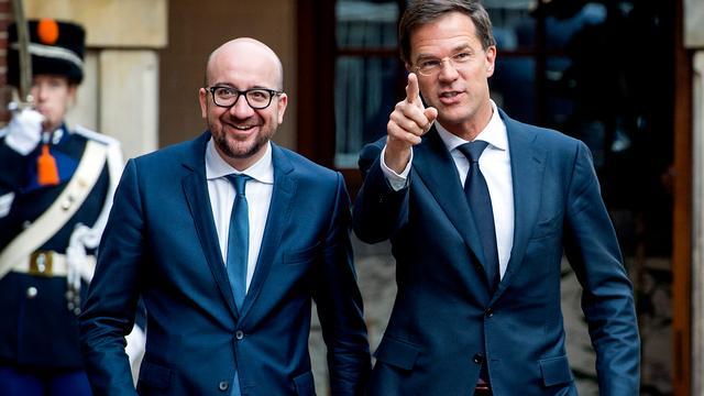 Nauwere samenwerking Nederland en België tegen terreur