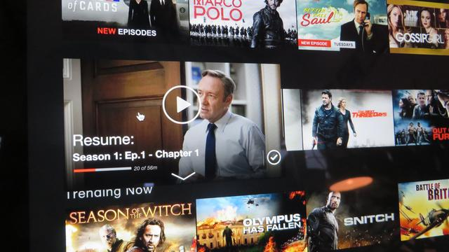 Netflix laat ouders pincodes op films en series zetten