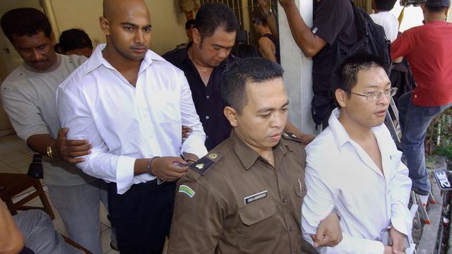 Hoger beroep ter dood veroordeelde Australiërs in Indonesië uitgesteld