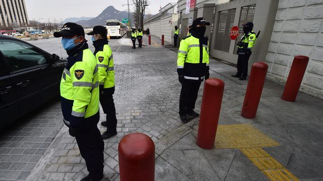 Zuid-Koreaan vervolgd voor moordpoging Amerikaanse ambassadeur