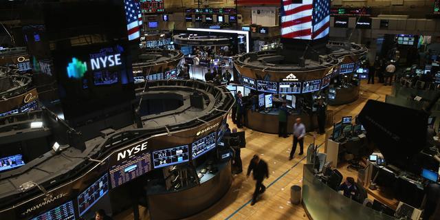 Wall Street opent dinsdag in het rood