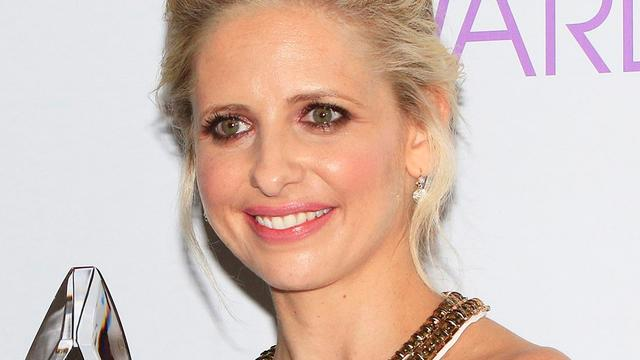 Sarah Michelle Gellar is 'te oud' voor Buffy The Vampire Slayer