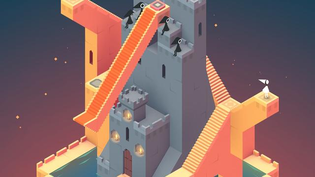 Indiegame Monument Valley weer populair door House of Cards
