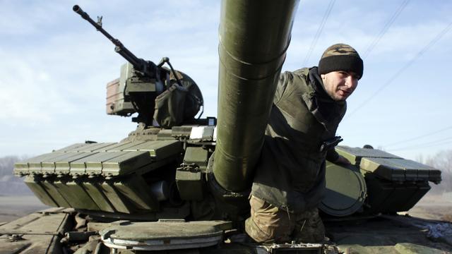 Vijf Oekraïense soldaten gedood bij oplaaiende gevechten