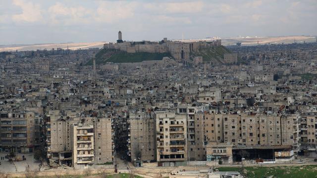 Inwoners Aleppo hebben weer beperkt water en elektriciteit